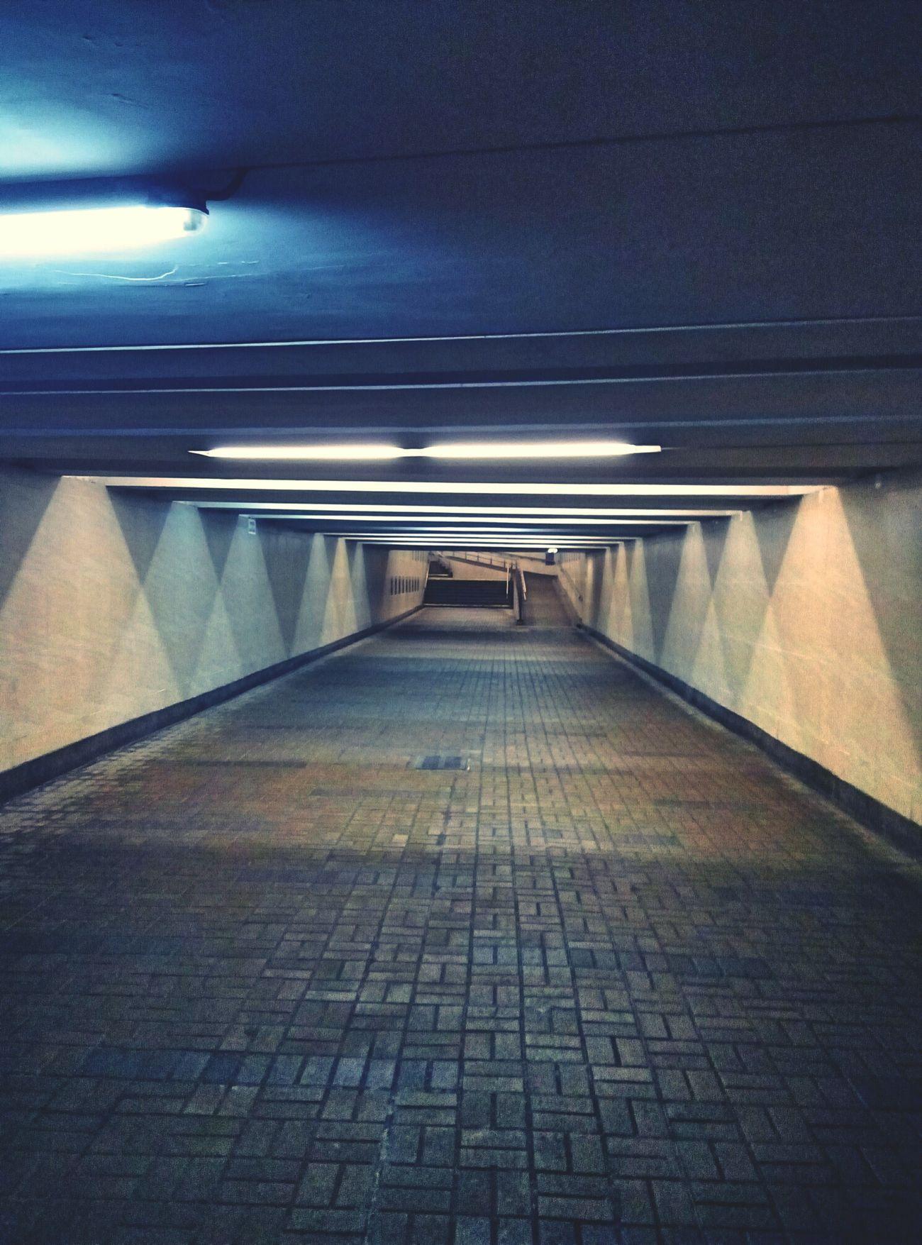 Urban Geometry Subway Station Taking Photos Showcase: January Undergroundstation Underground Station  Blue Wave