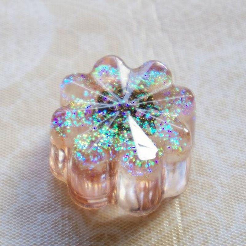 愛の光 Lovelight 優しく包み込む 愛 Love 光 Light オルゴナイト Orgonite ポジティブ Positive ローズクォーツ Rosequartz