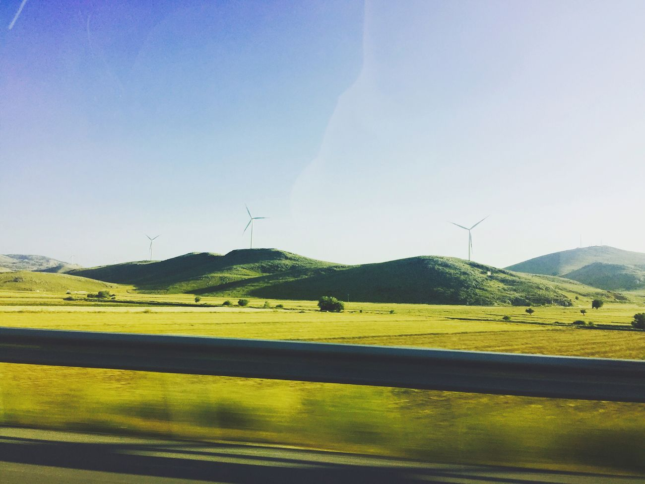 Feel The Journey Travelling Hello World Turkey Green Speed Antalya Propeller First Eyeem Photo