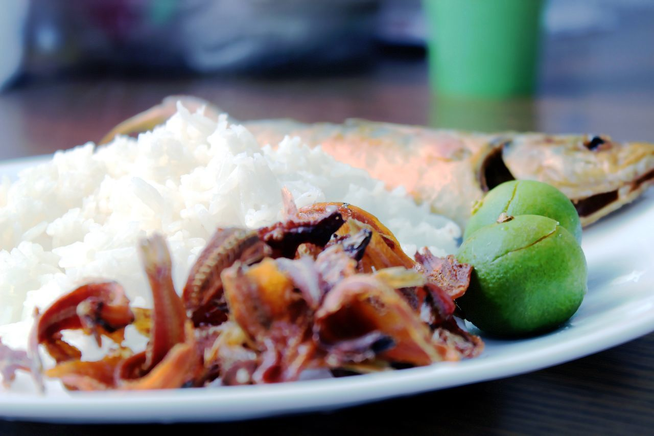Enjoying some of my favorite Filipino food while in Guam Asian Food Close-up Complete Meal Delicacy Filipino Breakfast Focus On Foreground Food Freshness Indulgence Meal No People Pinoy Food Plate Ready-to-eat Selective Focus Served Serving Size Still Life Temptation Traditional Breakfast White Rice Showcase July