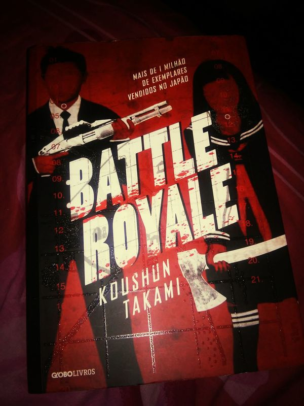 My new book *__* Enjoying Life Books ♥ Newbook BattleRoyale