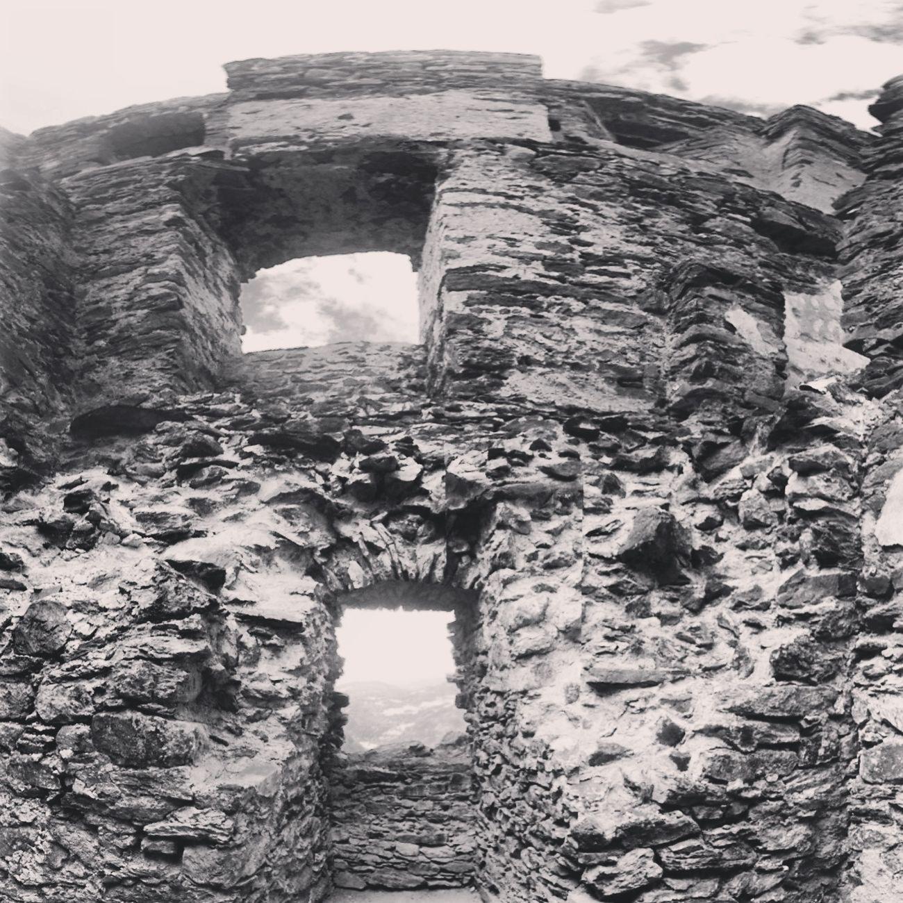 11th Century Castle ruins Ruins