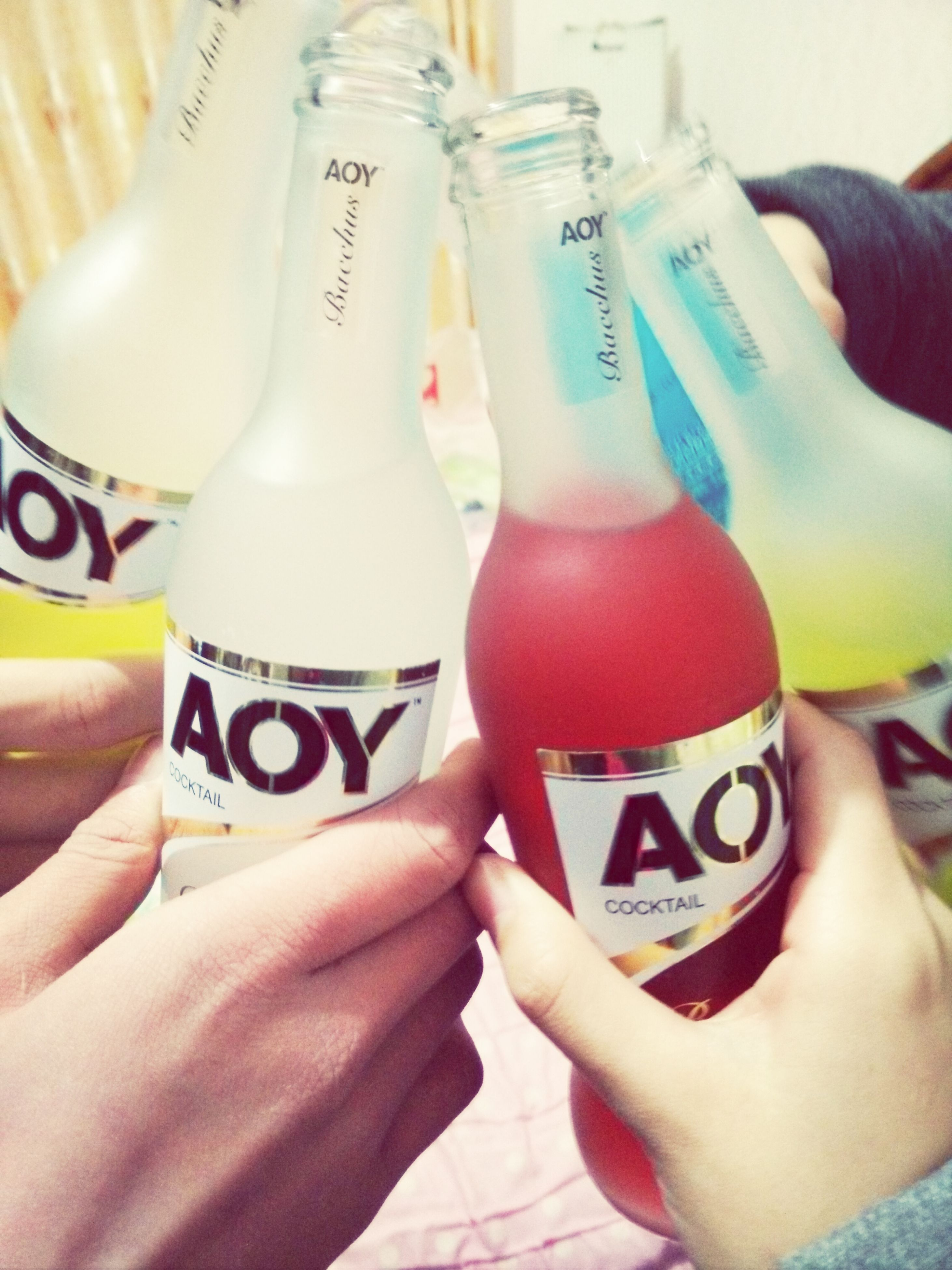 indoors, text, person, western script, lifestyles, communication, holding, leisure activity, part of, close-up, red, high angle view, love, food and drink, human finger, nail polish