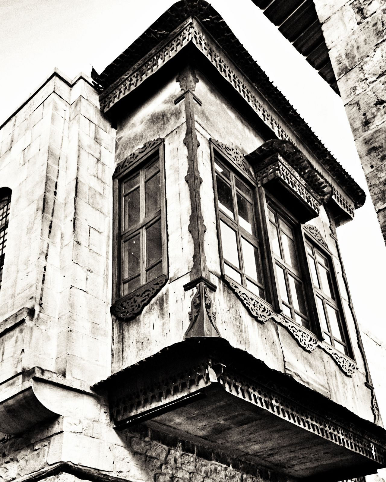 Architecture Building Exterior Built Structure Low Angle View No People Day Outdoors Sky Oldhouse Old Buildings Old House Kilis Turkey Hakandirik City Life