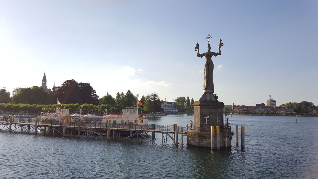 a day at the lake of constance is like a holiday... Daily Life Of A Lake's Kid Lake Of Constance