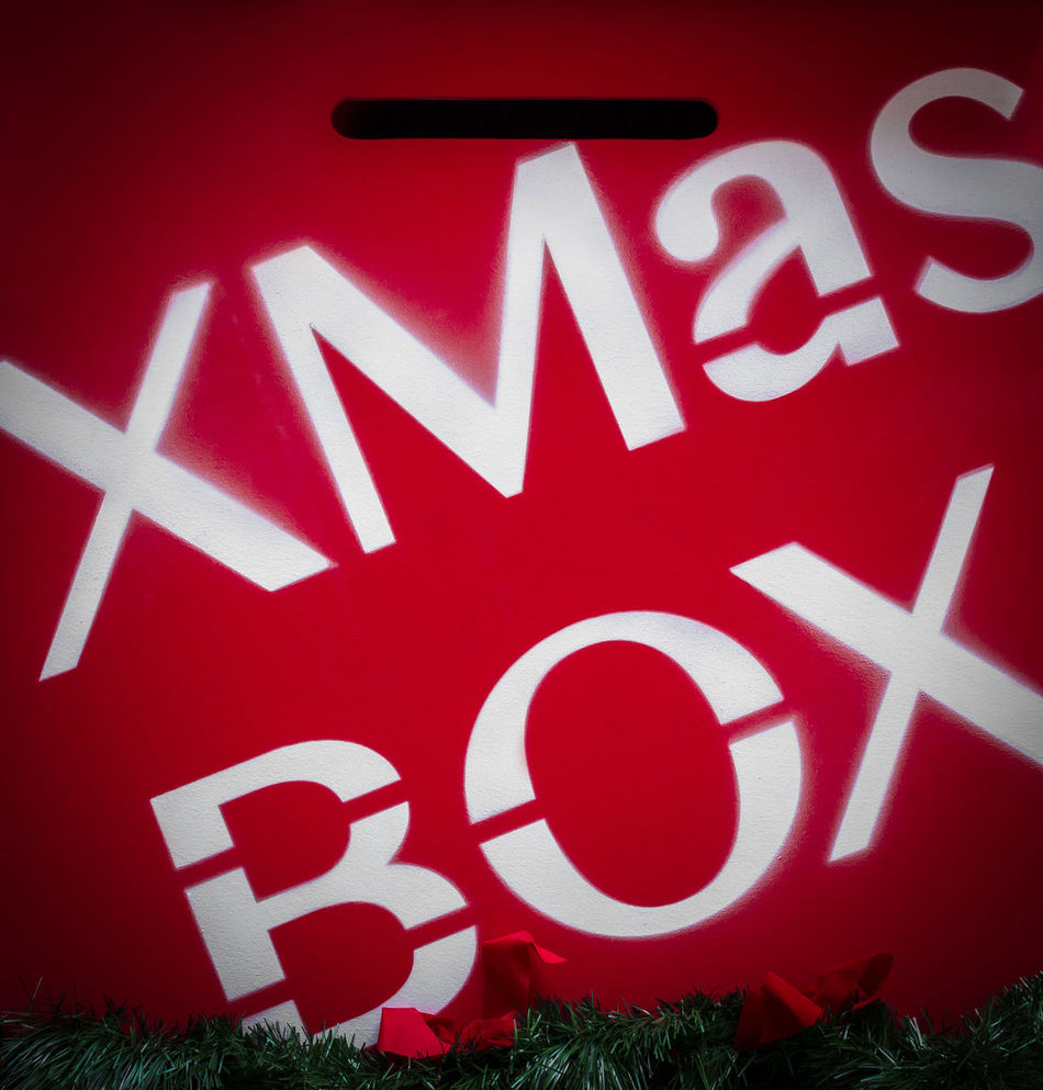 Mail box for children to send their christmas letters to Santa 2017 Box Christmas Claus Delivery Gift Happy New Year Holiday Inside Letters Mail Message My Year My View North Post Postal Postbox Red Santa Send Service Sign Winter Wish Xmas