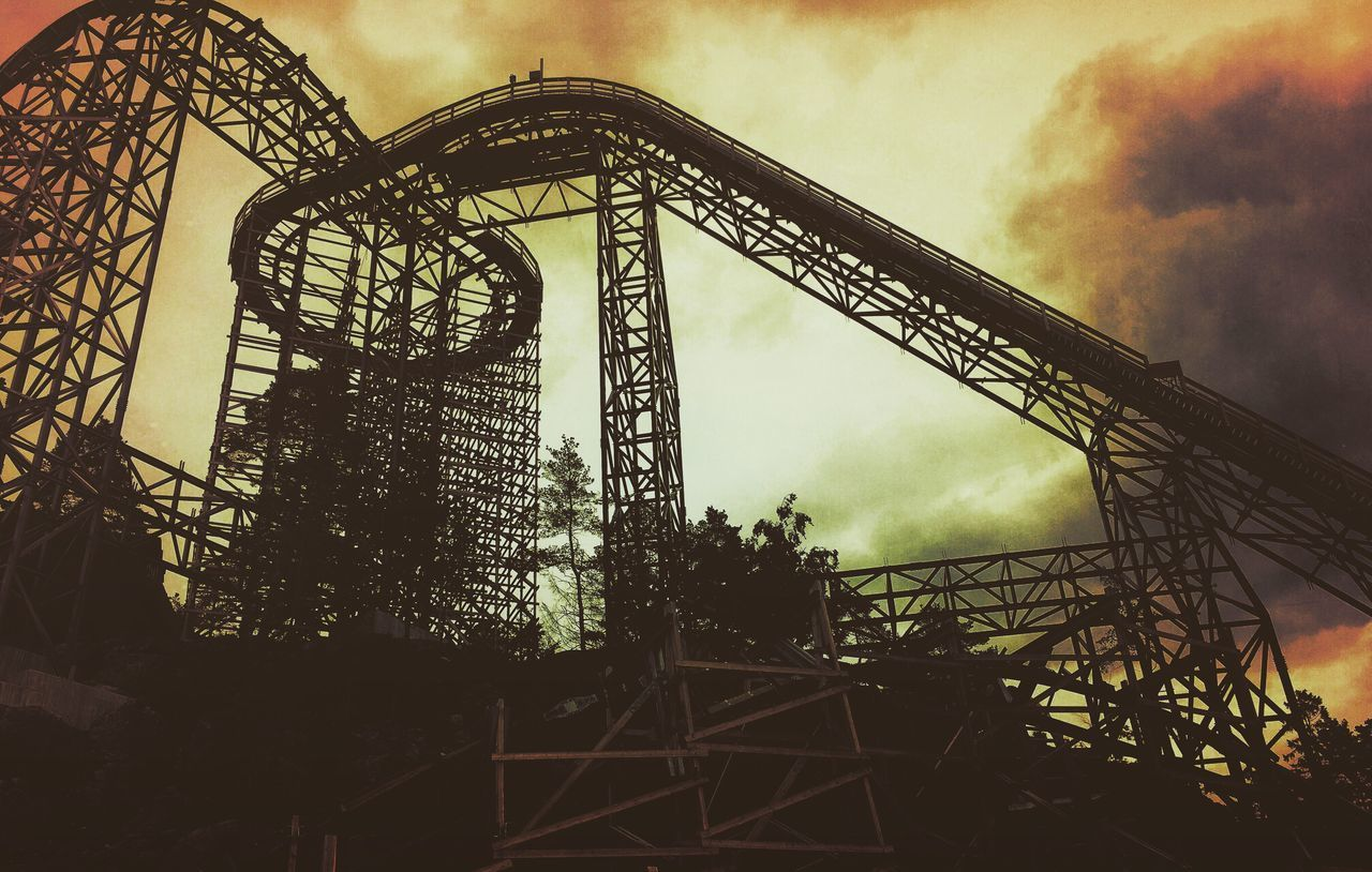 A rollercoaster Rollercoaster First Eyeem Photo
