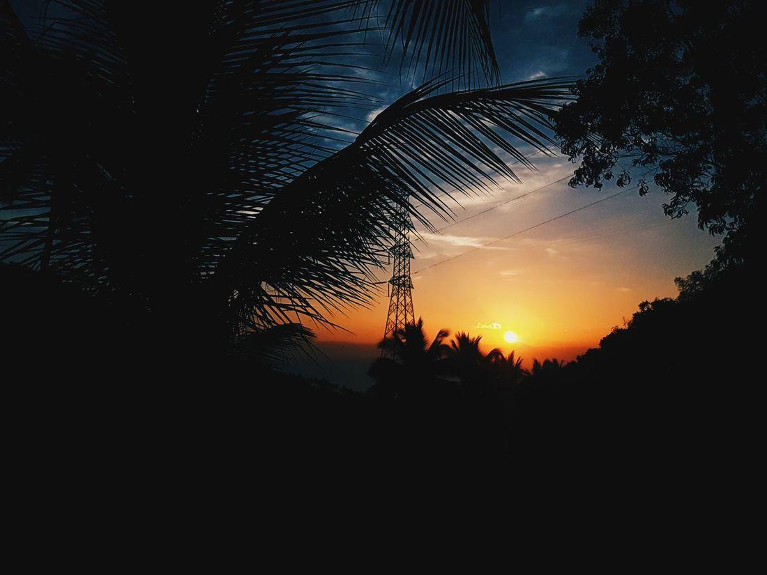 Sunset in Malabuyoc