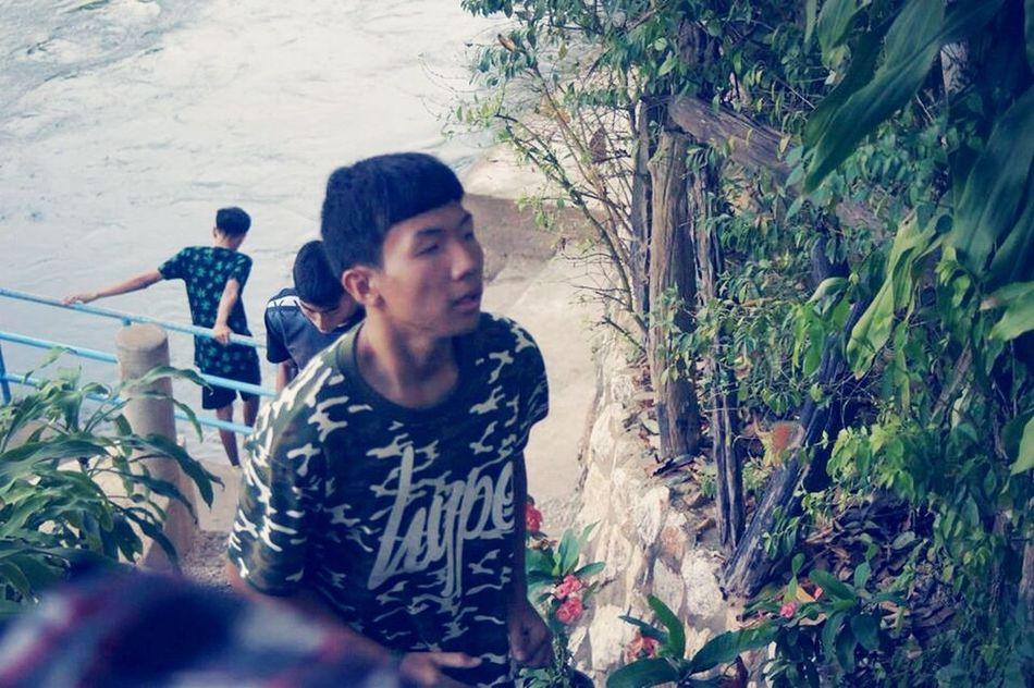 then my friend. Summer Travel Best Friend River
