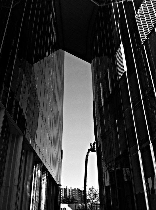 A Walk Through Barcelona Buildings Sensation EyeEm Bnw