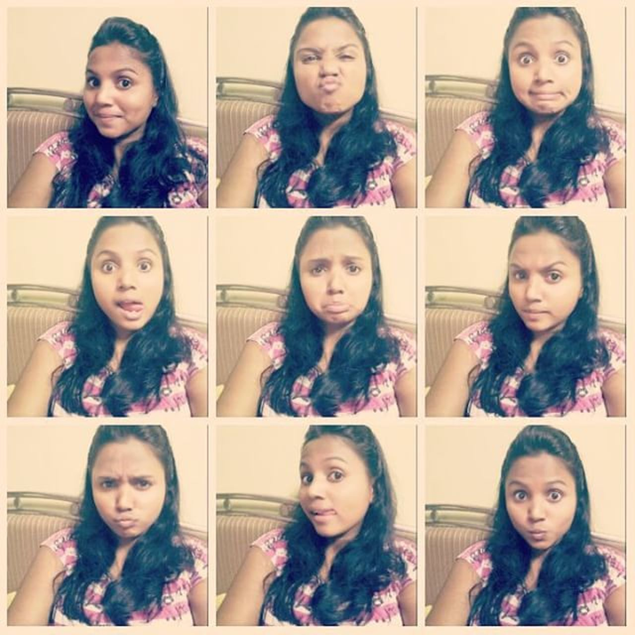 Expression TP Loving to poseSelfieeee le le