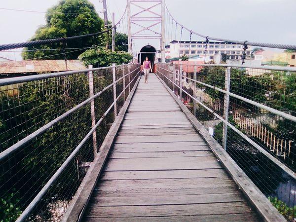 Bridge Manila Philippines Thephilippines Sabroso StaMesa Wanderlust Photog Photography