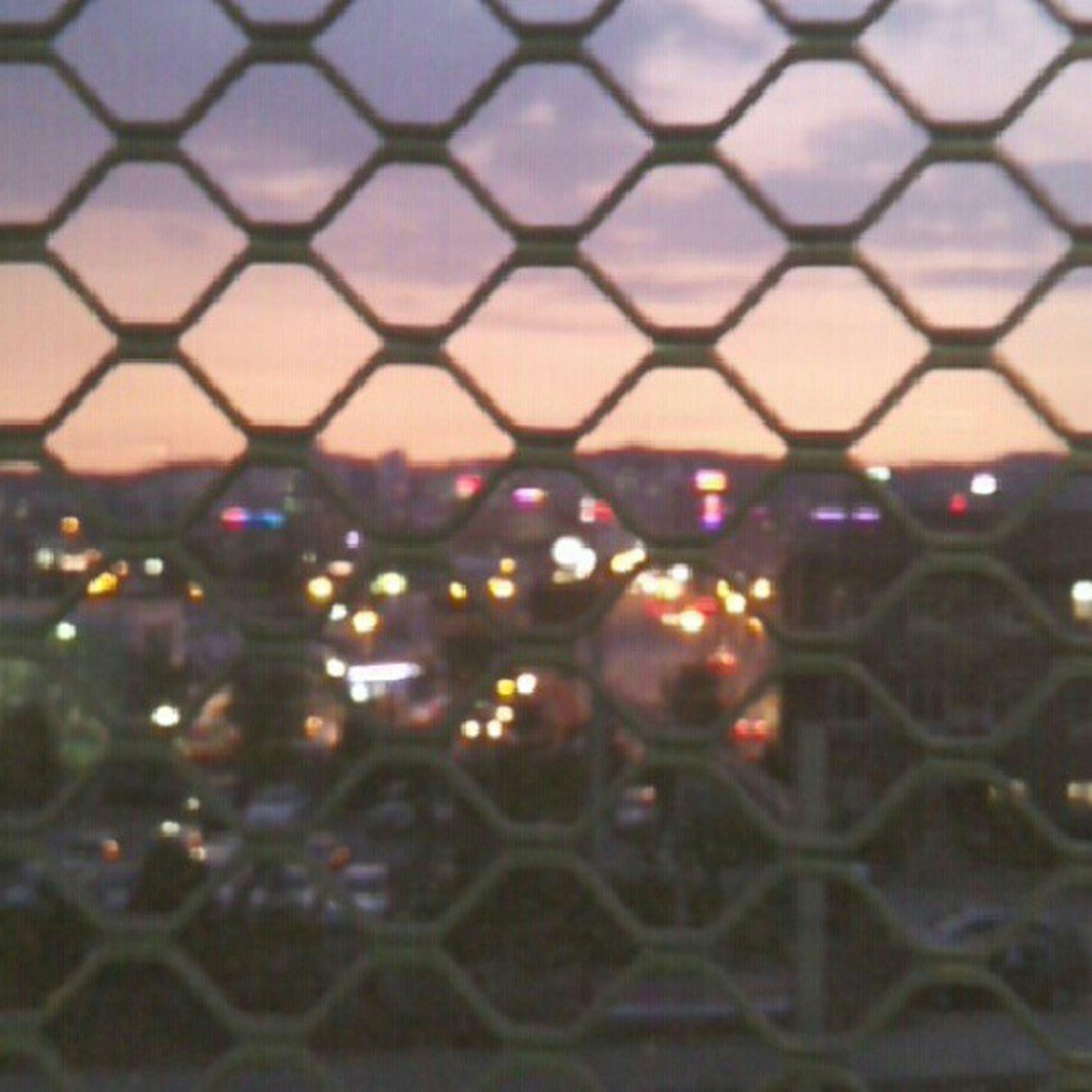 천안역 노을 창 Sunset Window