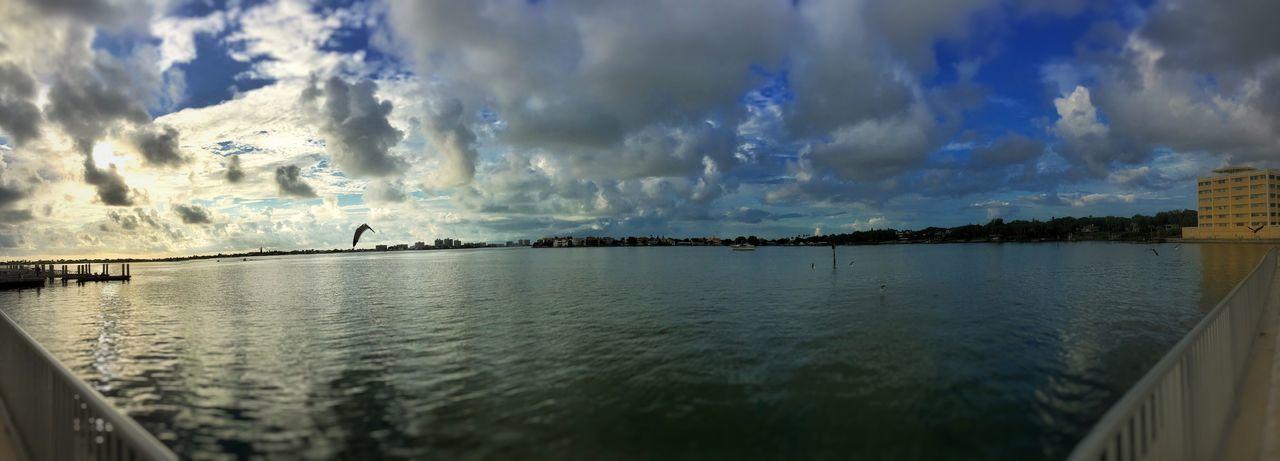 Bay Harbour Sunset Summer