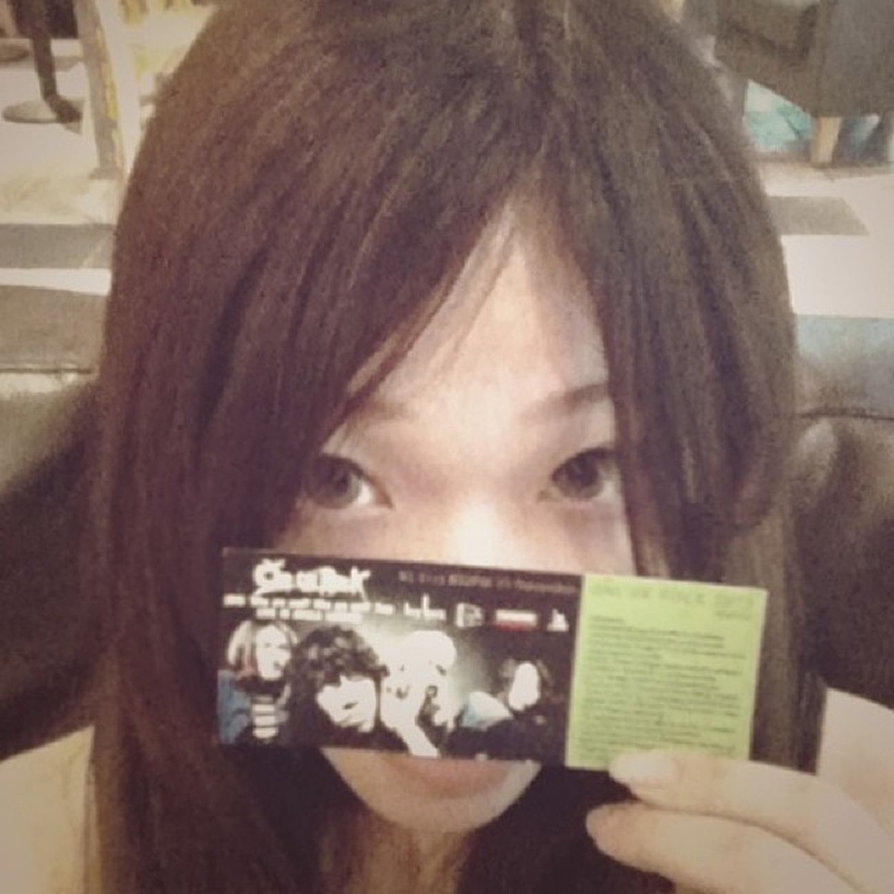 The concert was really worth it, getting to see them live , my birthday wish come true. Thank you @igloomy for fulfilling my wish. OOR Oormy ONEOKROCK Malaysia ticket sweaty selfie kllive whoarewe whoareyou