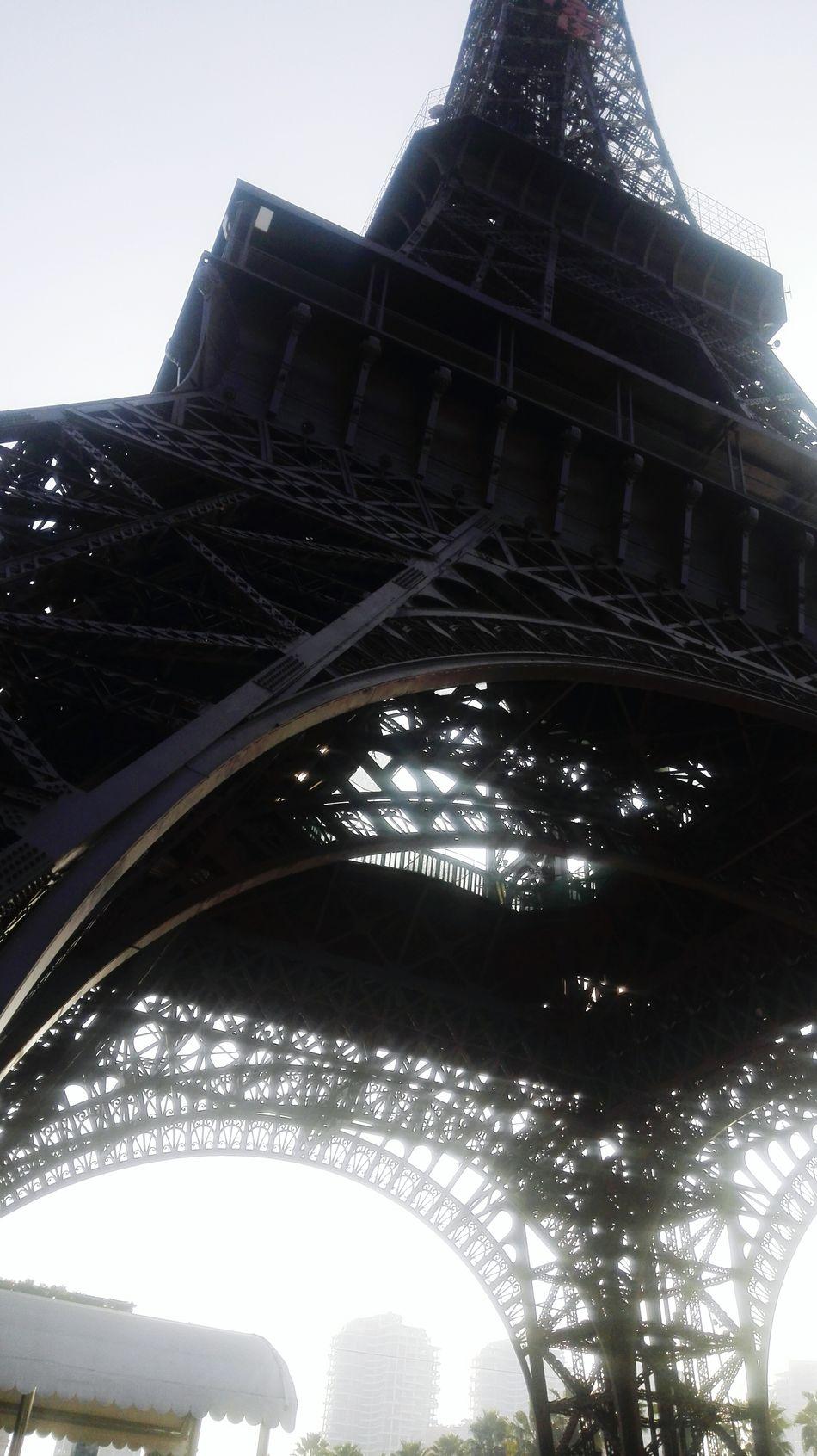 Shenzhen China Window To The World Eifel Tower