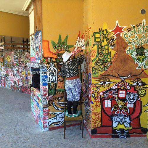 Art Brut La Pinturitas