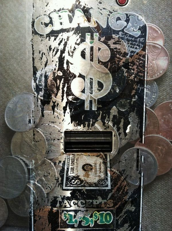 Money Changer. Money Money On My Mind Check This Out Taking Photos Coins Cashmoney  Cash Money Shot Coins And Medallions Double Exposure