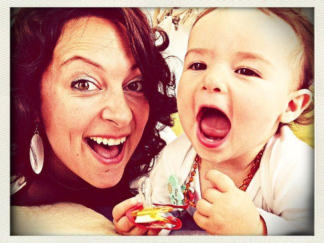 Ma fille , ma bataille ❤️ Enjoying Life First Eyeem Photo