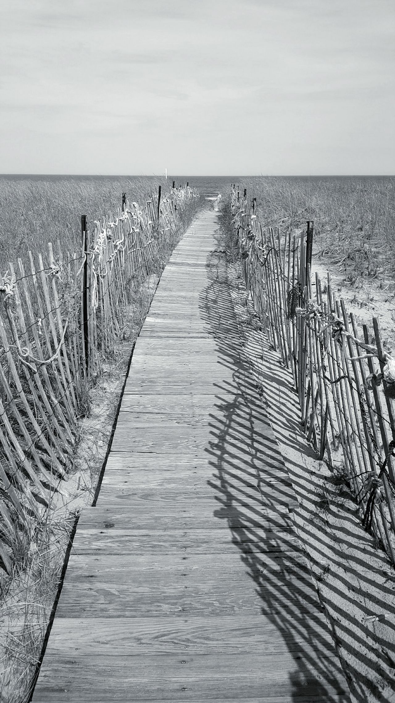 Casco Beach Access Beach Walk Opme⛱ EyeEm Gallery Eyeemphotography EyeEm Shawdows Sea And Sand Keep Off Dunes! EyeEm Best Shots - Black + White S6 Monochrome Photography Maine Photography 🌲