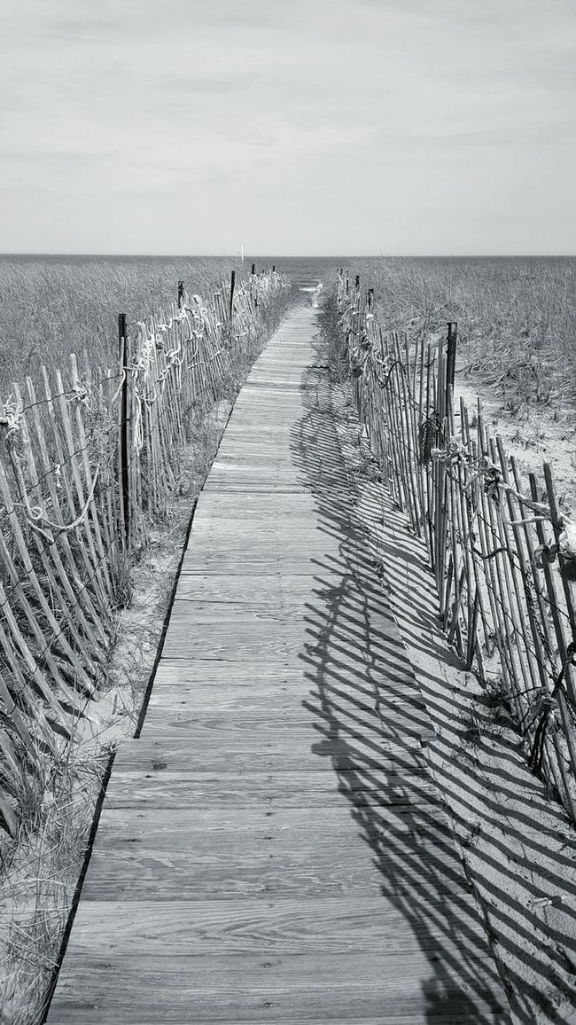 Casco Beach Access Beach Walk Opme⛱ EyeEm Gallery Eyeemphotography EyeEm Shawdows Sea And Sand Keep Off Dunes! EyeEm Best Shots - Black + White S6 Monochrome Photography Maine Photography 🌲
