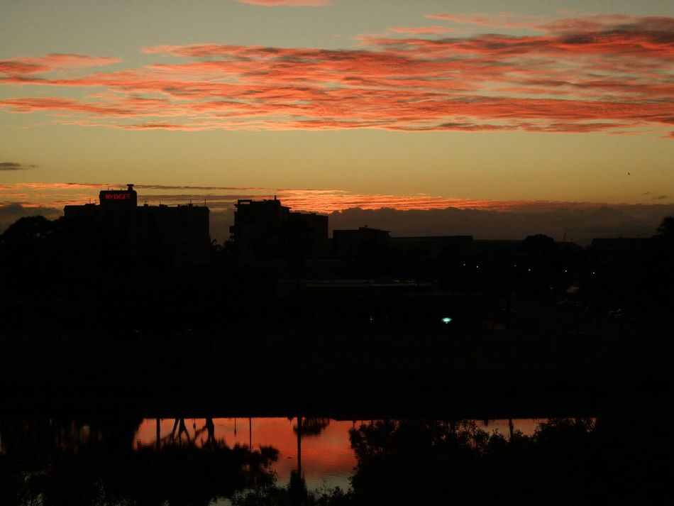 Clouds And Sky Landscapes Townsville Sunrise 26th July 2014