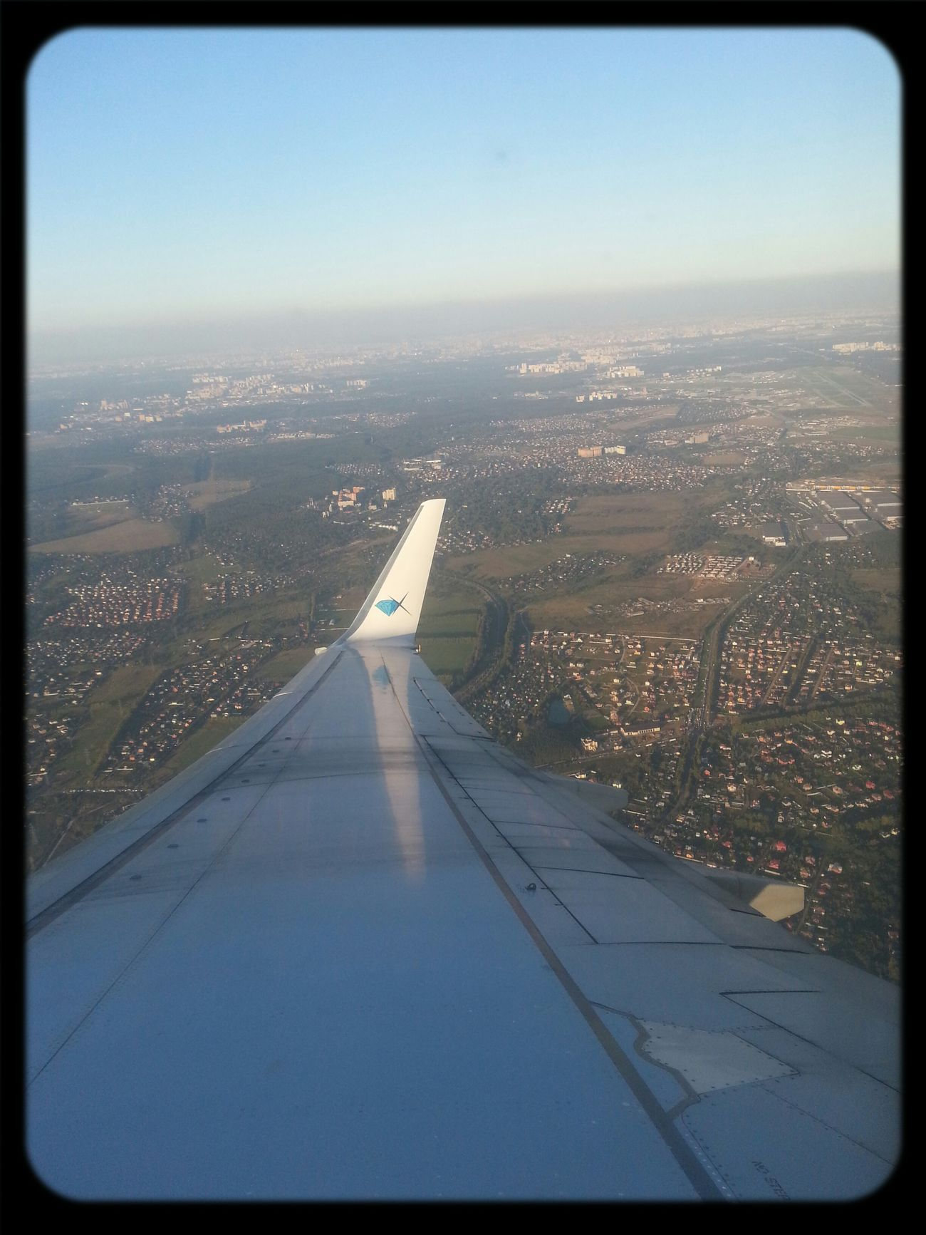 небо Самолёты Sky
