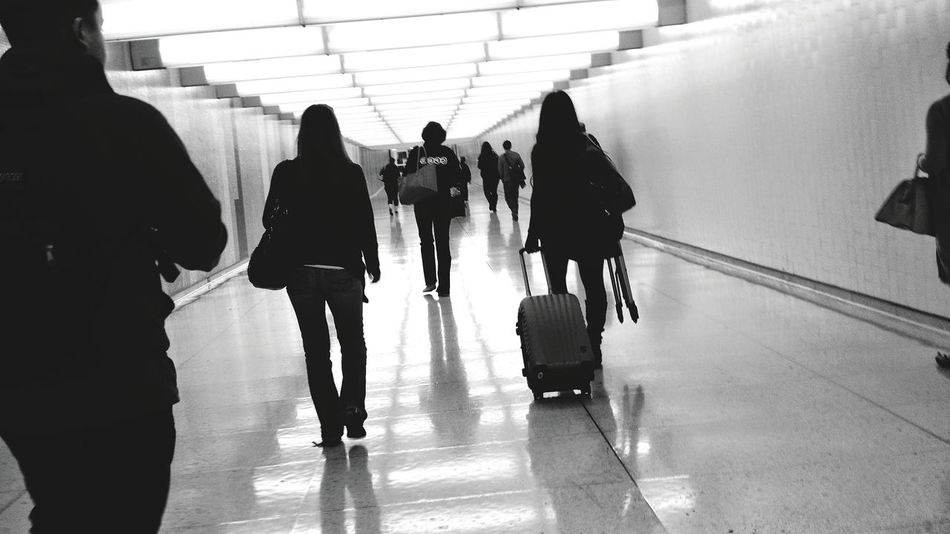 Beautiful stock photos of airport, Flooring, Group Of People, Indoors, Los Angeles