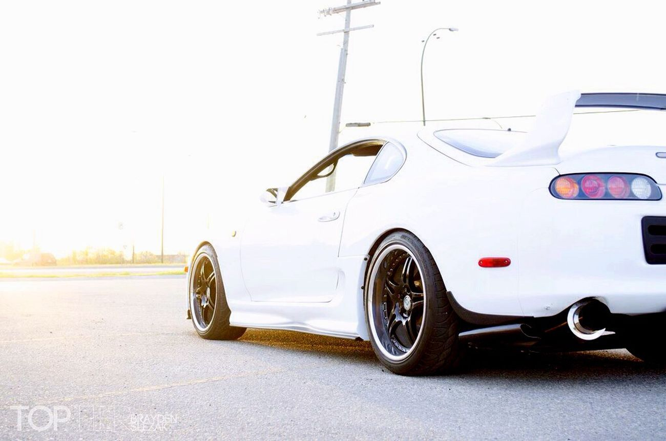 Toyota Supra #FastLife Supra Japan