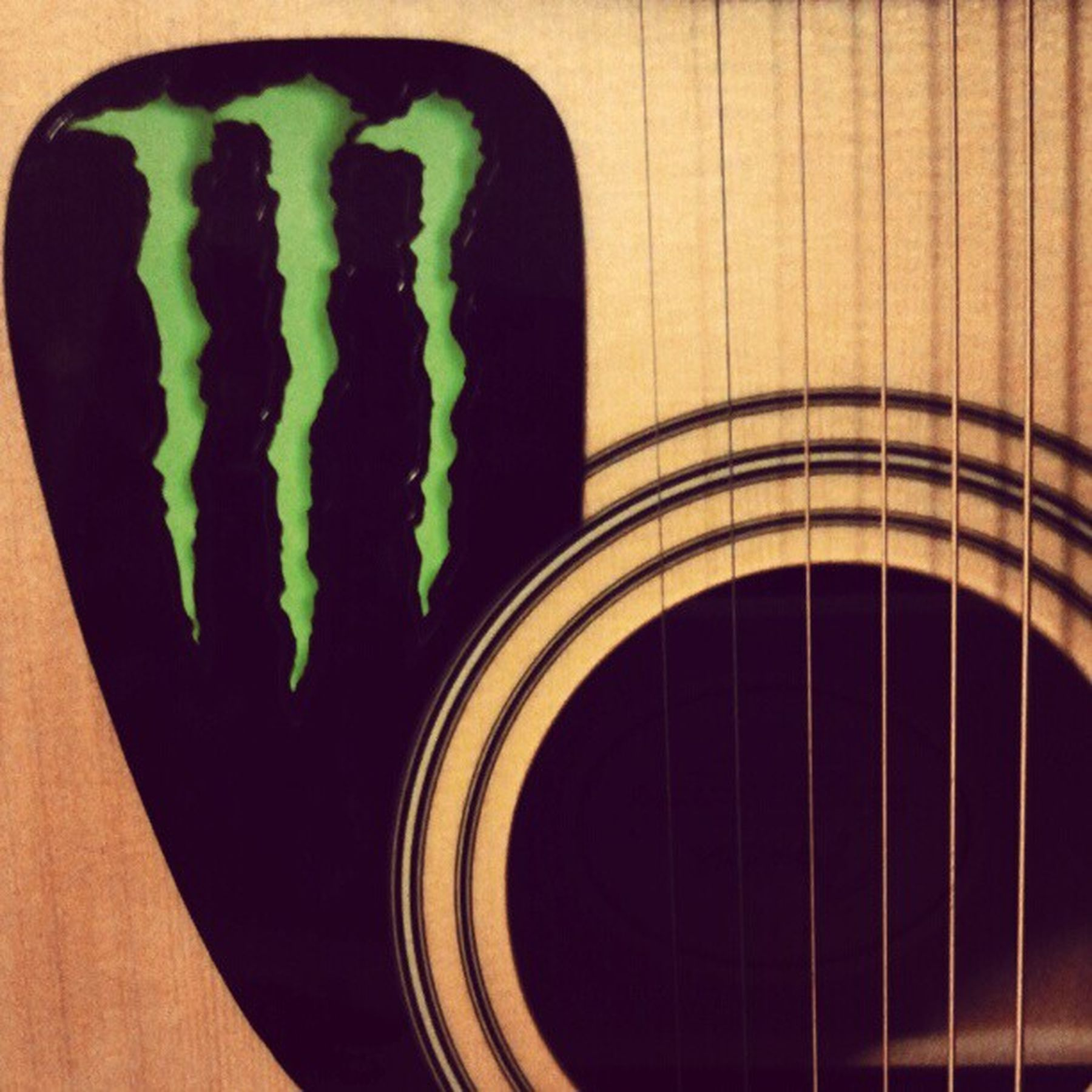 I had too... Monsterenergy Accoustics
