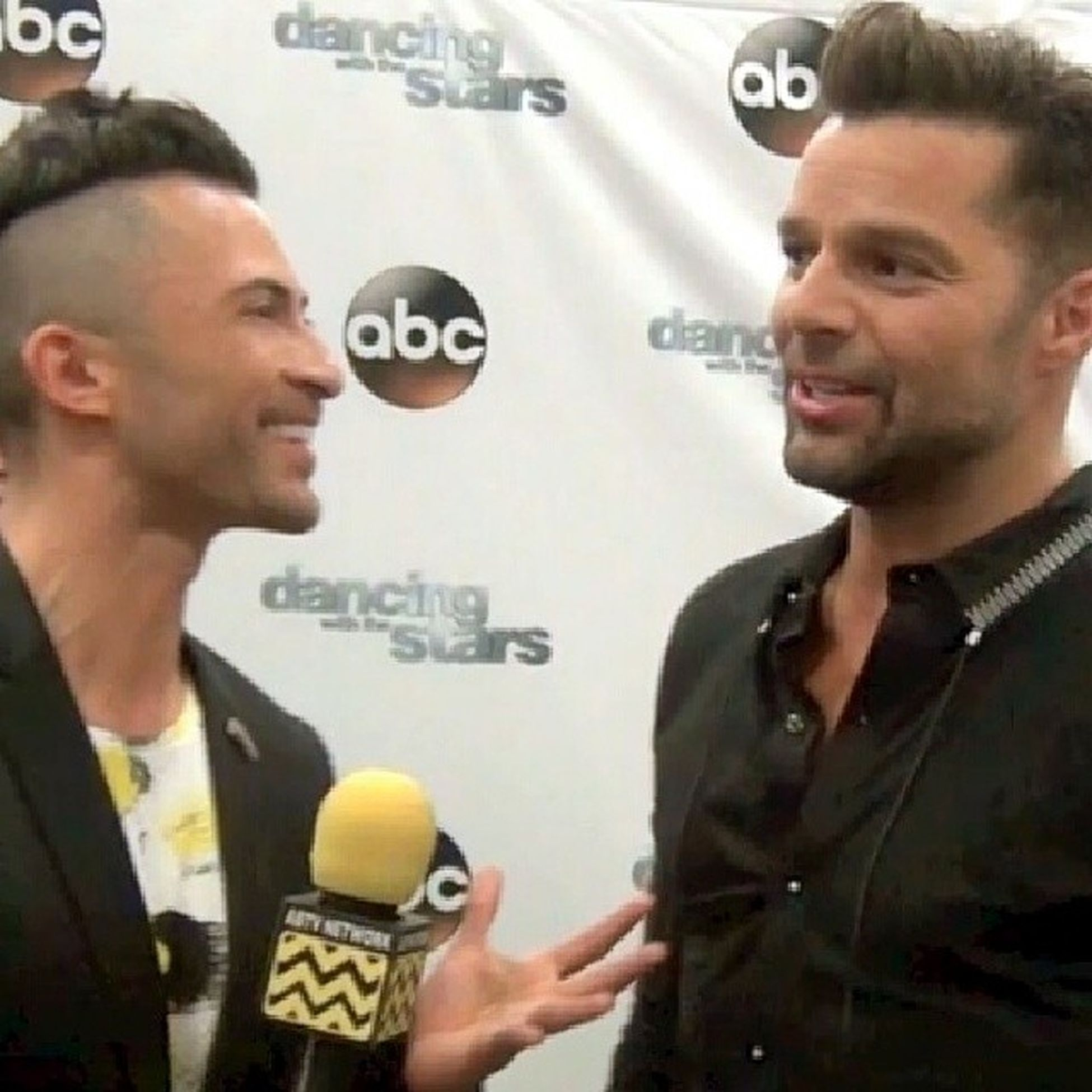 A true performer and pleasure to talk with Ricky Martin. RickyMartinAroundTheWorld Afterbuzztv BuzzYaLater Love RickyMartin me worldcup fifa mundial espanol spanglish photooftheday like picoftheday merijuan beautiful instadaily happy bestoftheday fun smile MerikaRock fashion webstagram friends dancingwiththestars dwts dance nofilter
