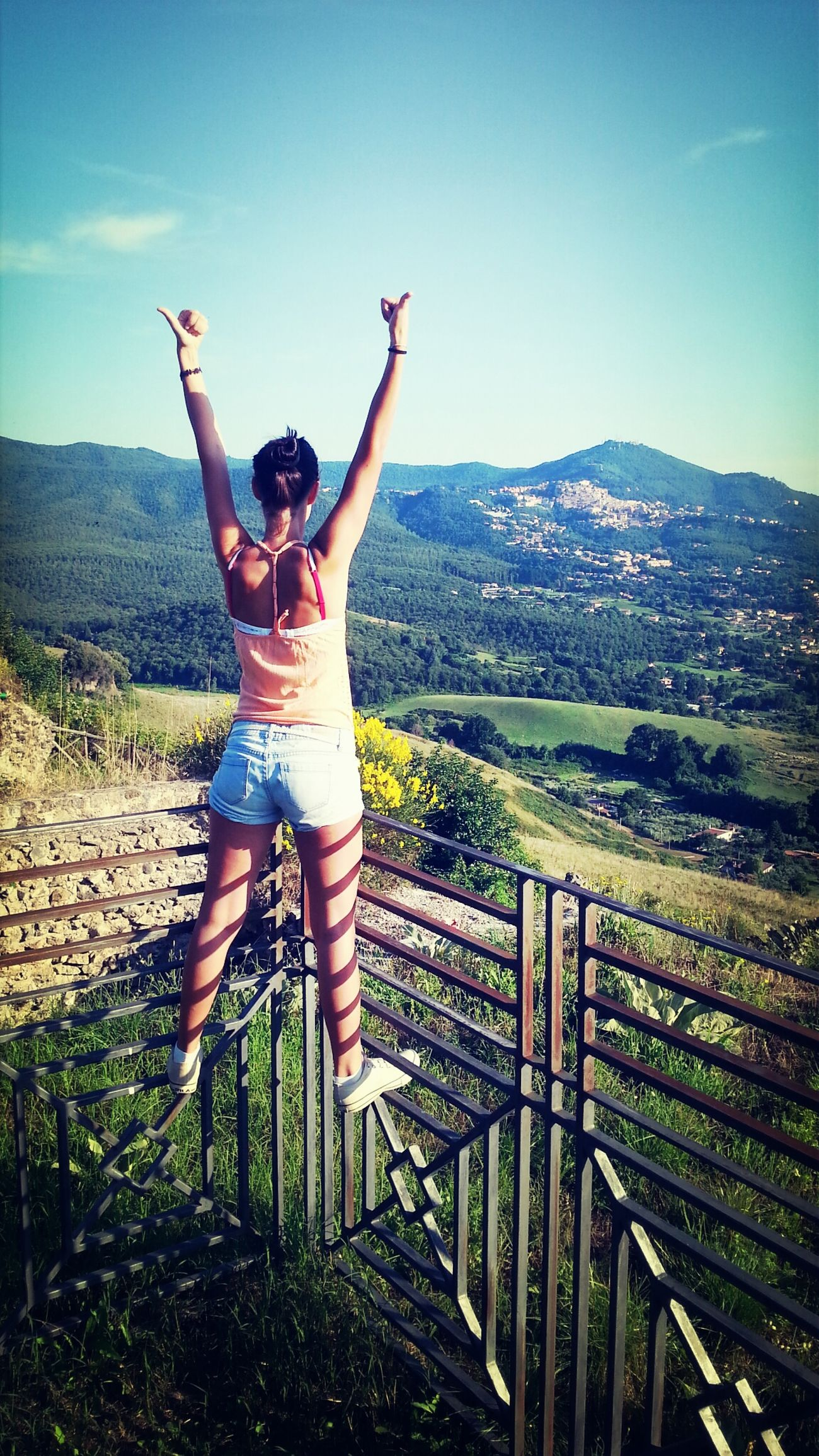Sun! Landscape Be Positive & Smile Always<3 That's Me