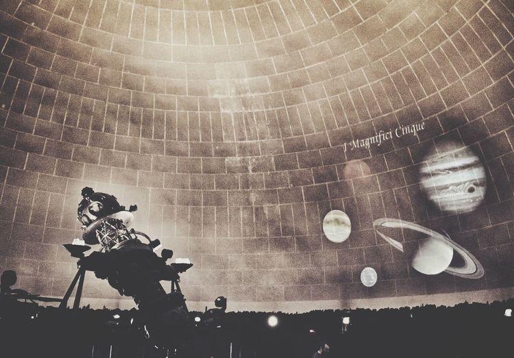 Planetarium Astronomy Milano OpenEdit Taking Photos Astrophotography Interior Views