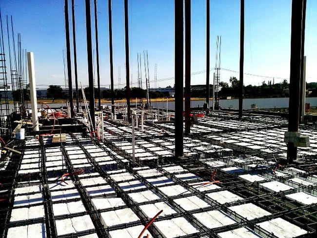 Construction Site Steel Acero EN CONSTRUCCION Estructure Estructuras Metal