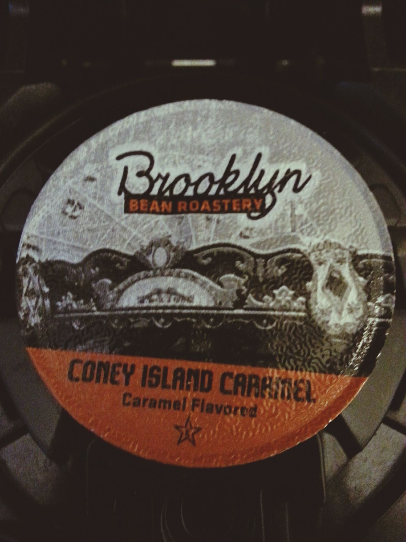 Coffee ☕ BrooklynBeanRoastery ConeyIslandCaramel