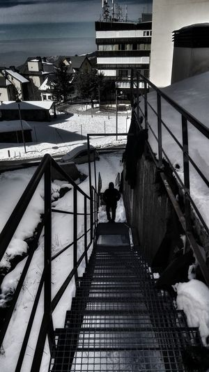 Sierra Nevada Railing Steps And Staircases Built Structure Architecture People Water Outdoors The Graphic City
