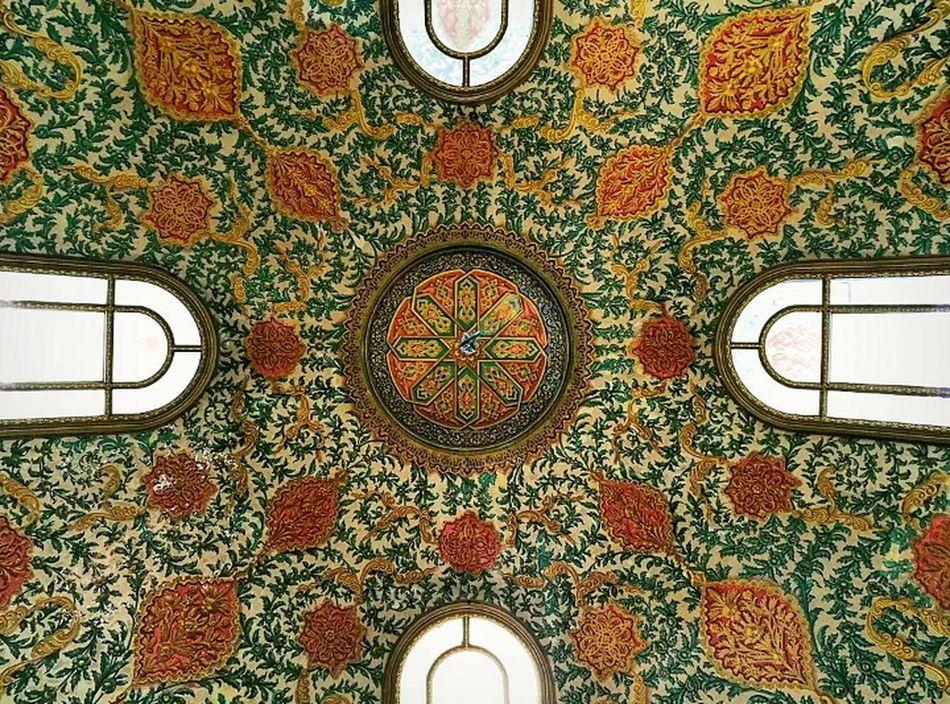 Palácio de Topkapi Topkapi Istanbul Turkey Pattern Indoors  EyeEmNewHere