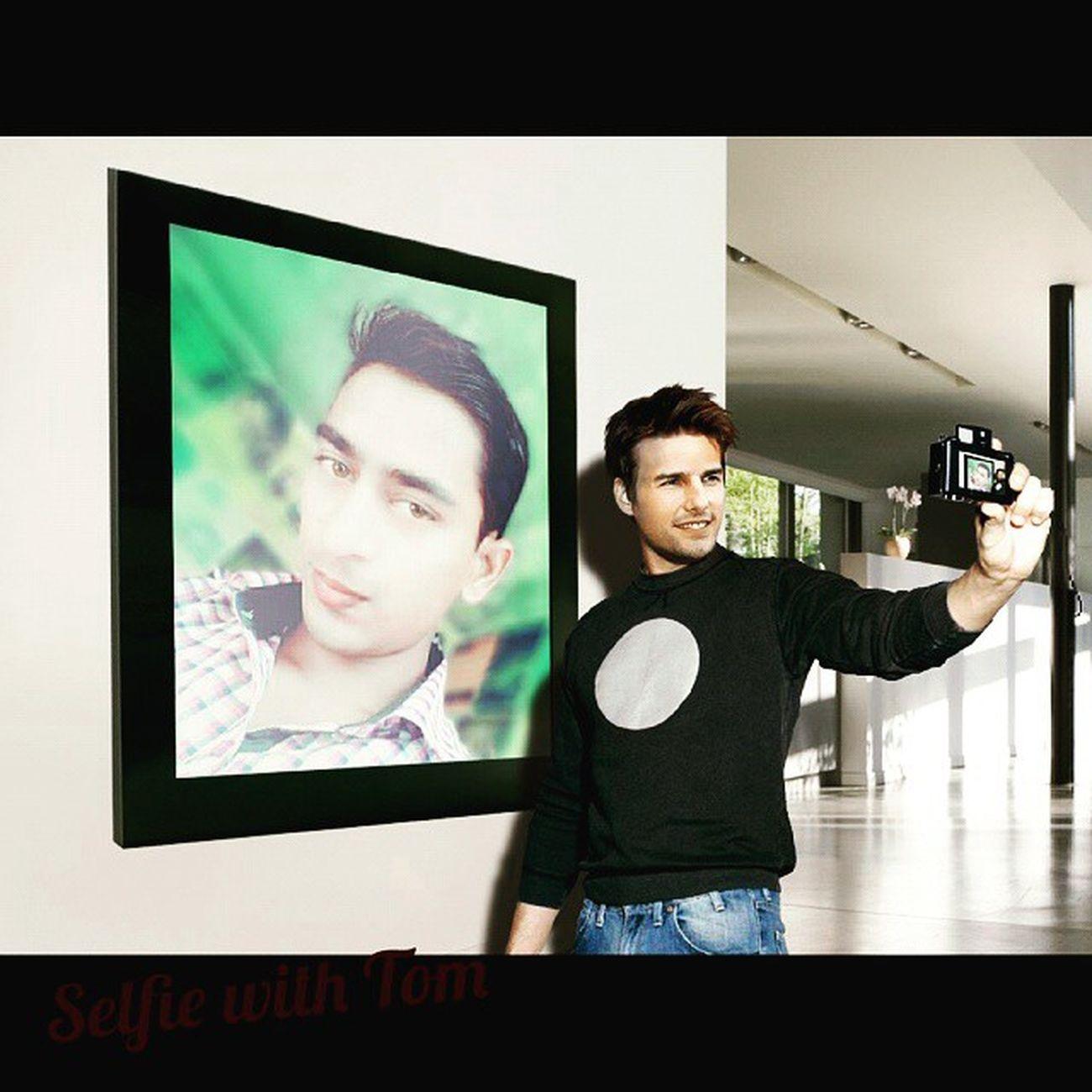 Selfie With MrTom📷 Heart❤Hάςķέŕ Mя_яσςк❤