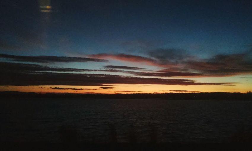 Sundown...♥ Train Trip