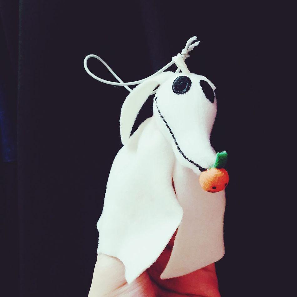 Zero TheNightmareBeforeChristmas Timburton Jack Figure Gift Friend Happy Collection Dog