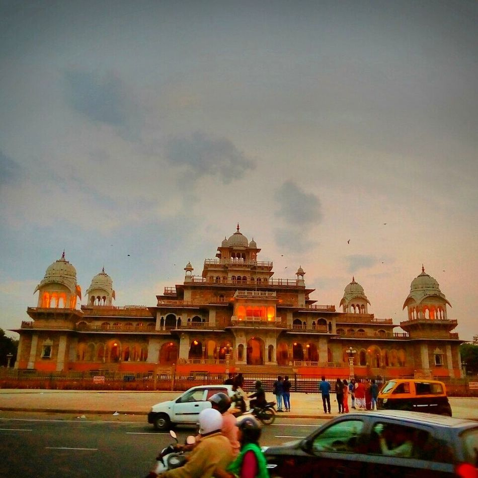 Albert Hall Jaipur Diaries Jaipurcityblog Jaipurdiaries🎀 Jaipur Tourist Place