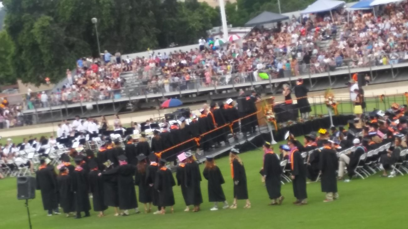 Graduation Congrats Vacaville High School Blurred Lines
