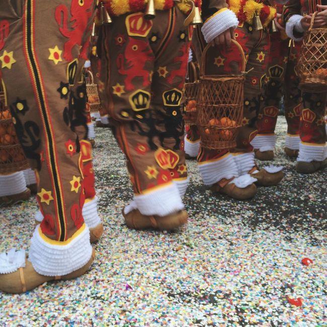 Gilles Nivelles Binche Dress Up Folklore Unesco