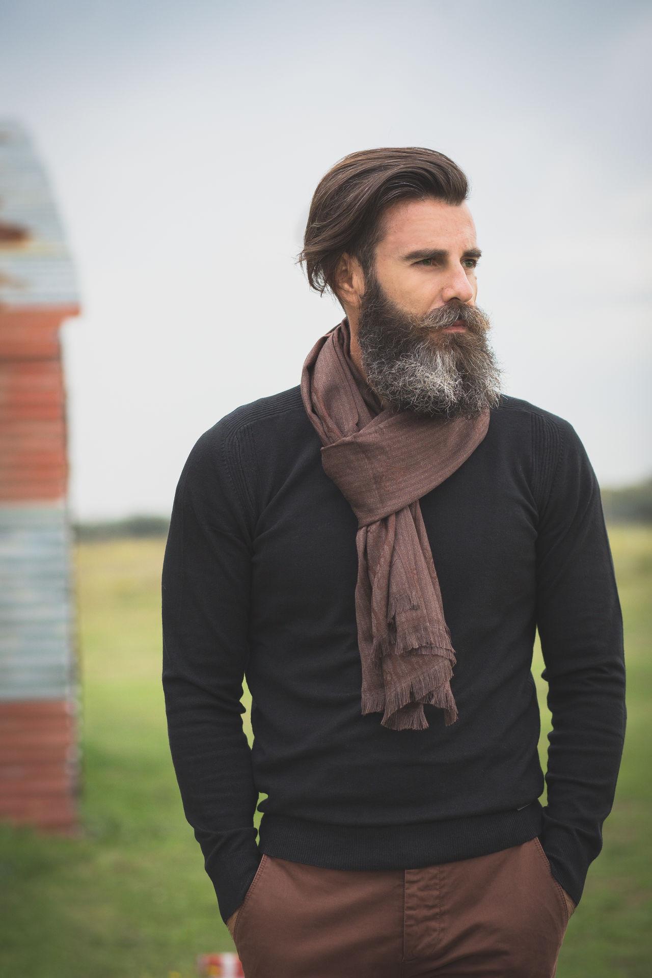 Beautiful stock photos of liebe, 45-49 Years, Beard, Casual Clothing, Caucasian Ethnicity