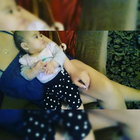 My Baby Girl <3 Just Chillin' Mother & Daughter Love♡