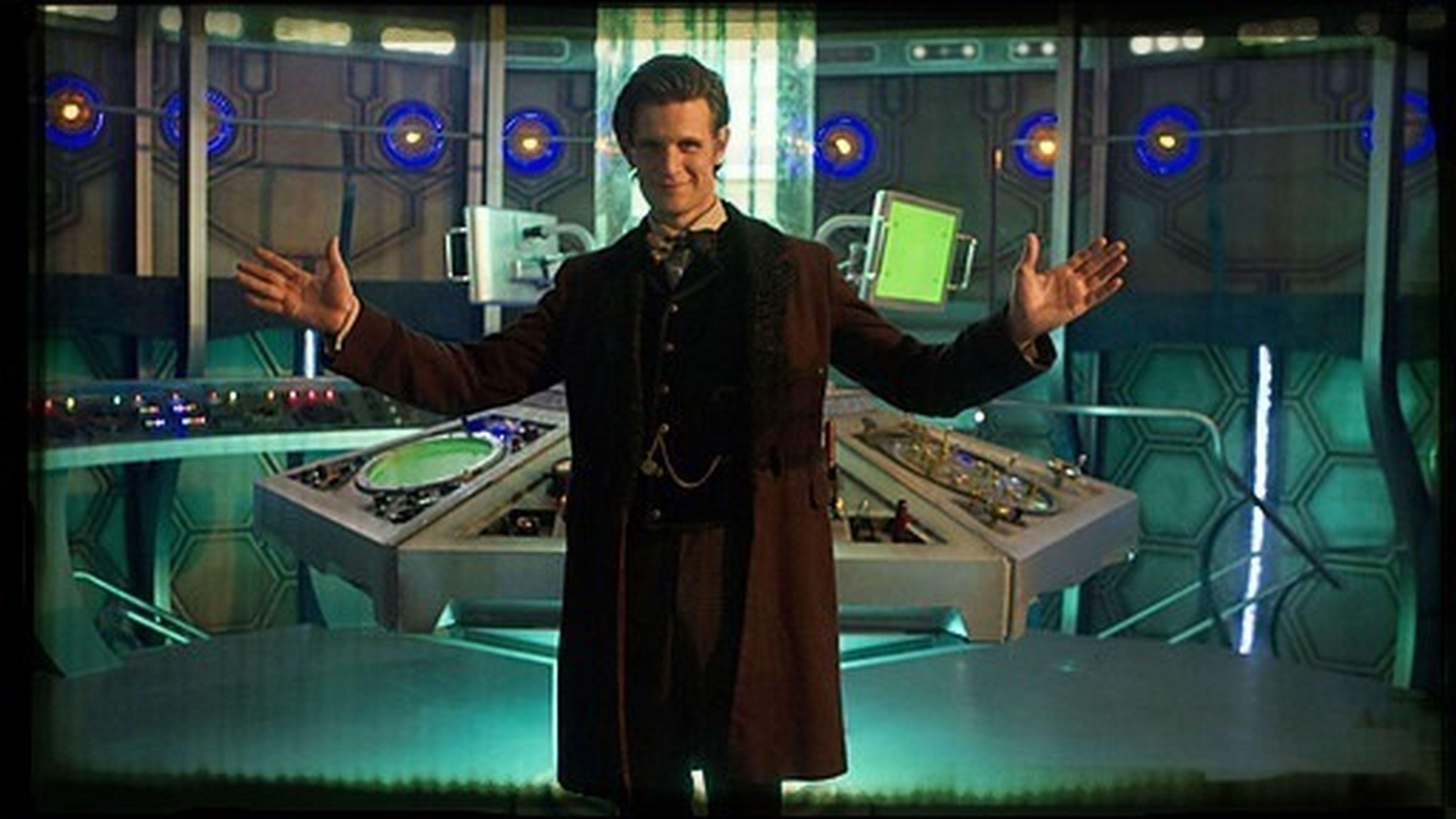 The New TARDIS
