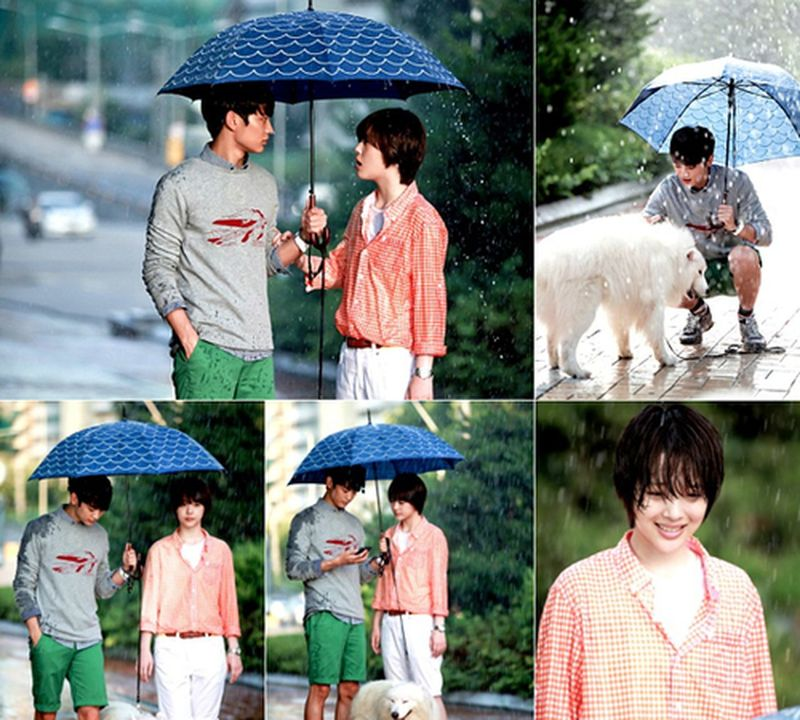 I love minho and sulli Drama Korea