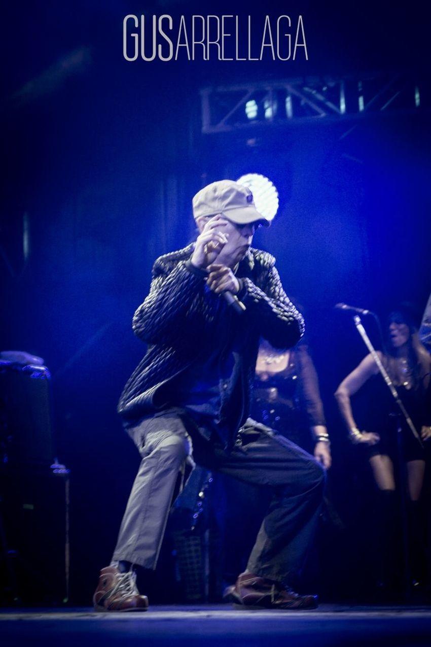 Singer  Live Rock IndioSolari