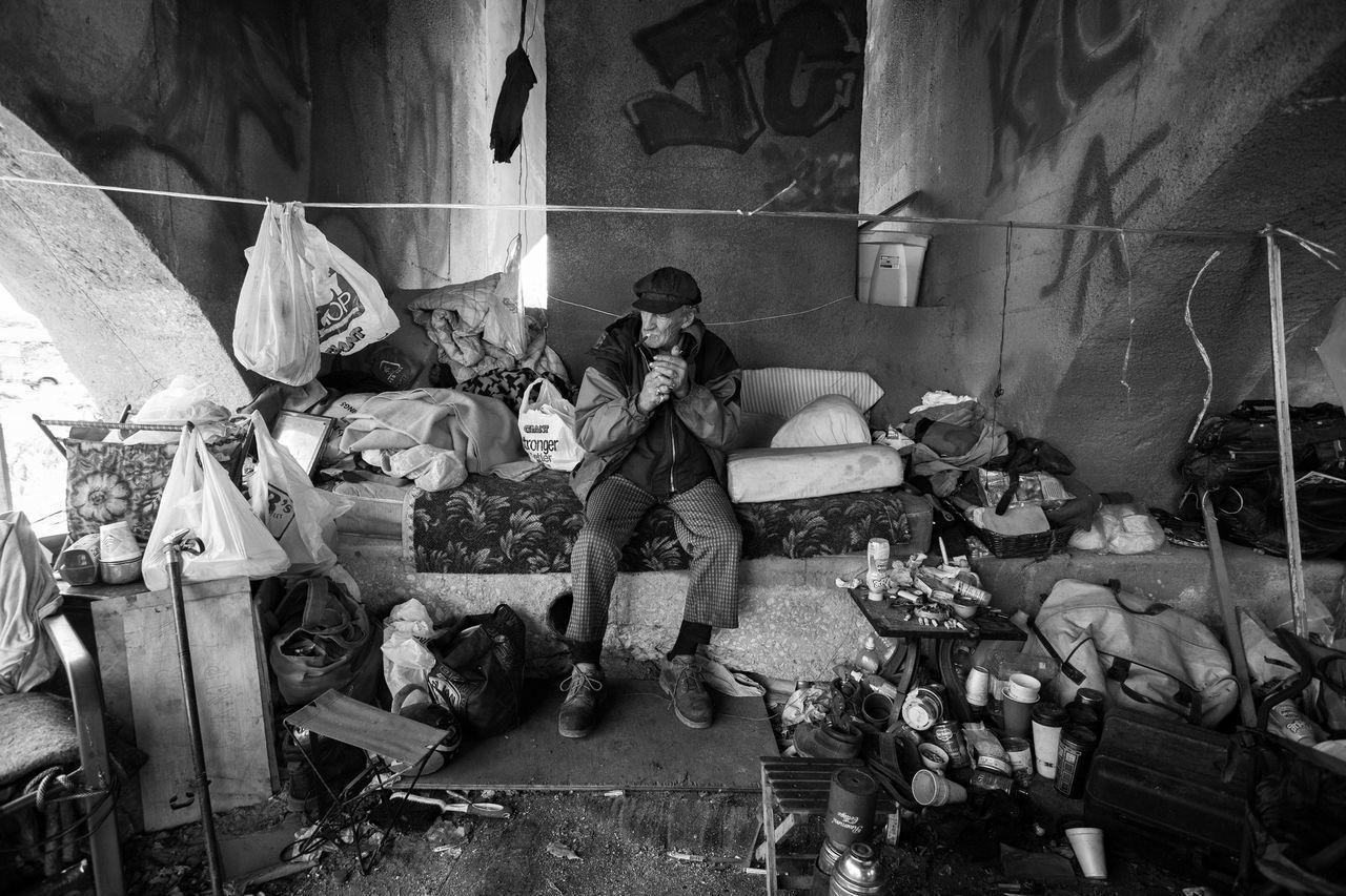 Project about heroin addiction I. Harrisburg, PA Harrisburg, Pa Pennsylvania Portrait Heroine