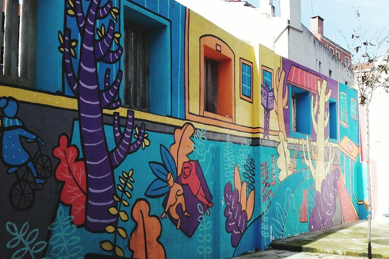 Lisbon Streets Pinturasmurales Lisboa ♡ Lisbona Lisboa Lisbon